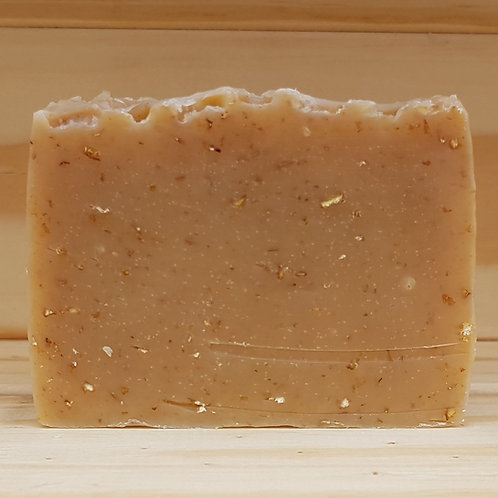 Oatmeal Honey Soap Bar