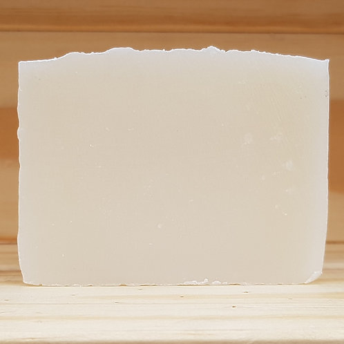 Two Ingredient Soap Bar