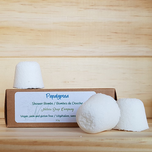 Pepalyptea Shower Bombs