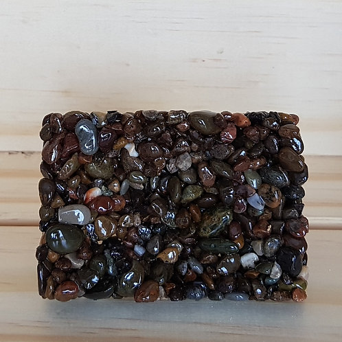 Beach Gravel Soap Dish