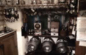 Cider Barrels tuckrs Grave Inn