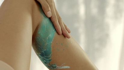 "Veet Wax Strips ""Body Art"""