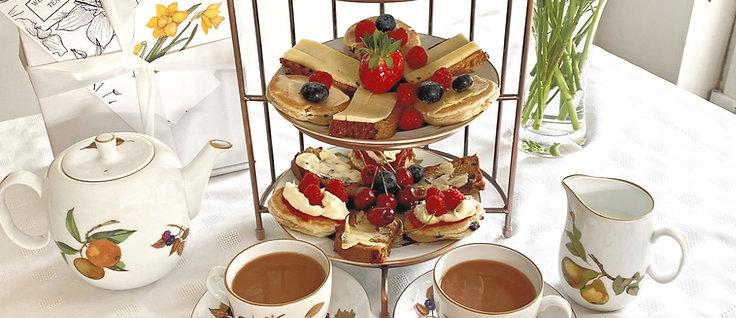 Deluxe Welsh Afternoon Tea Hamper