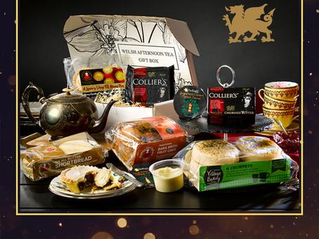 Welsh Food Hampers