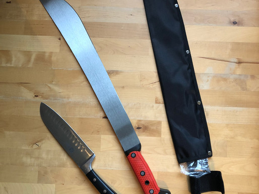 Knife Crime - 3 Tips to avoid becoming a statistic
