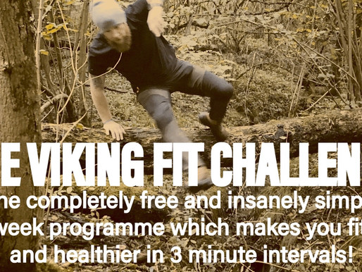 The Viking Fit Challenge