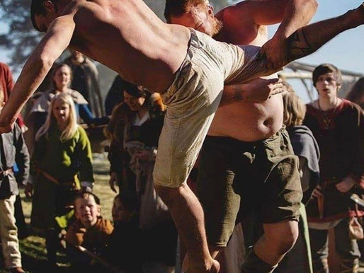 Everything you never knew about the Viking Martial art of Glíma set to raid the UK fight scene