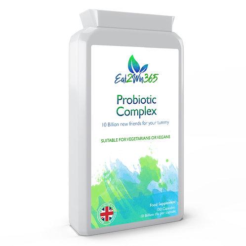 Probiotic Complex 10 Billion CFU 120 Capsules