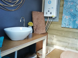 Camping Area - Dry Compost Toilet