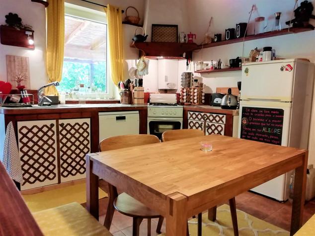 Kitchen - where magic happens!