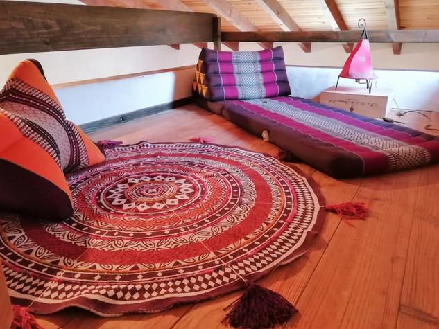 Dorm Mediatation Corner