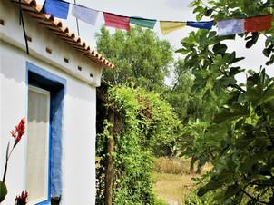 Casa Nacura Home access to Porch