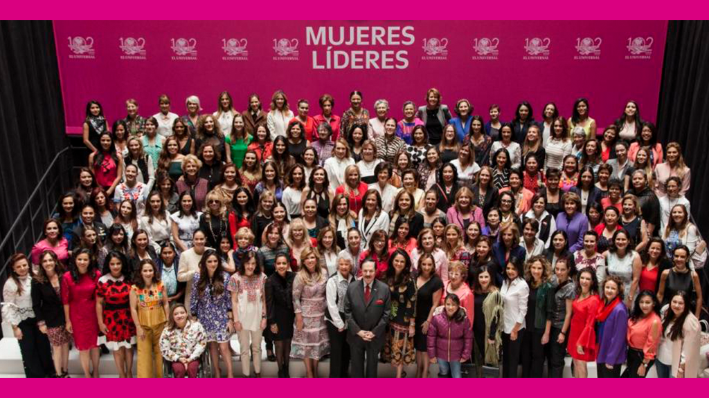 102 MUJERES LIDERES