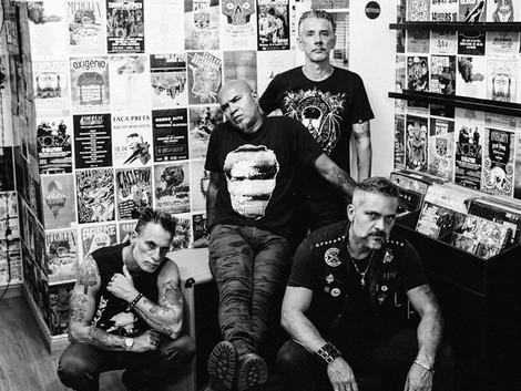 Inocentes anuncia lançamento de novo EP