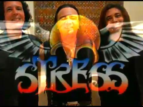 Stress cria financiamento coletivo para gravação do novo CD