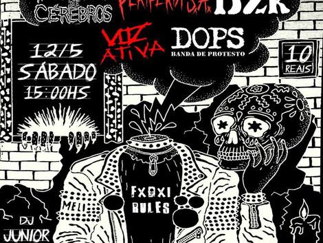 Festa Punk no Nola Bar