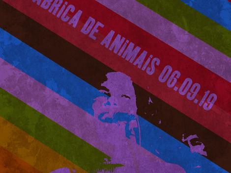 Fábrica de Animais ao vivo no Clandestino
