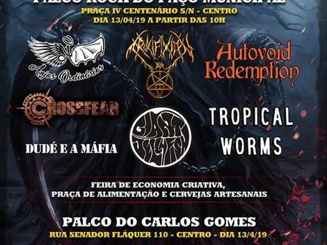 'Ocupação Rock' na programação da festa de aniversário de Santo André