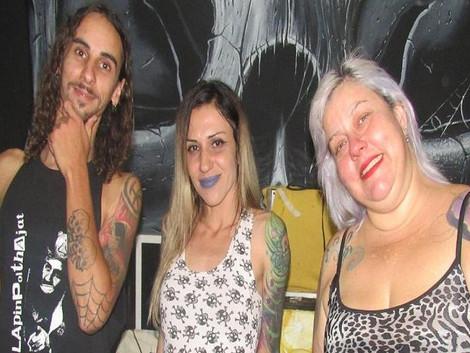 Sesc Belenzinho recebe o show da banda Menstruação Anarquika
