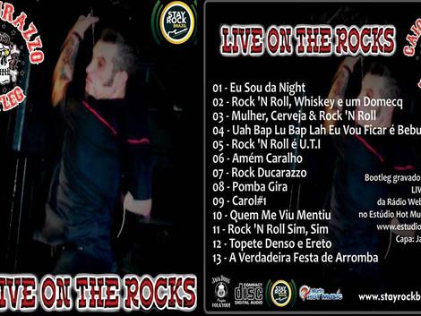 BOOTLEG EXCLUSIVO CAIO DURAZZO / STAY ROCK BRAZIL