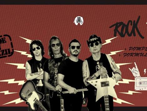 Domingueira Rock N' Roll com a banda Made in Brazil