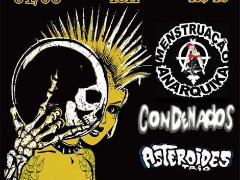 Punk Rock no Centro Cultural Zapata