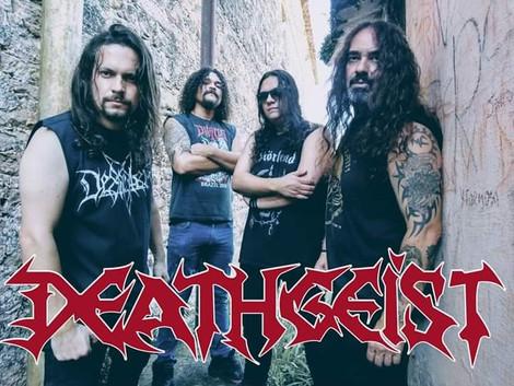 Deathgeist anuncia novo álbum e altera logo da banda