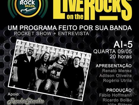 Live on The Rocks com a banda AI-5