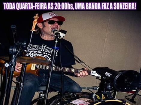 LIVE ON THE ROCKS - CAIO DURAZZO