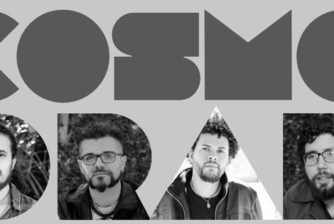 Show de lançamento do novo single do Cosmo Drah no Sesc Belenzinho