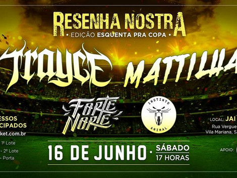 'Esquenta pra Copa' no Jai Club