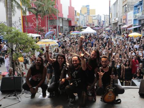 CarnaRock 2019 é sucesso de público em Guarulhos