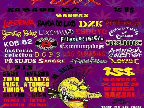 Carnaval Punk No Morfeus Club