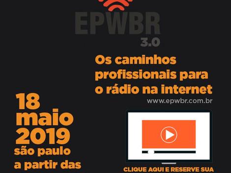 Encontro de Profissionais de Web Rádios Brasileiras
