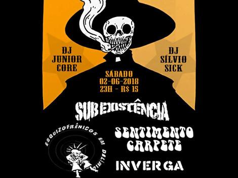 Centro Cultural Zapata recebe o 'Sub Pop Fest: Punk na Rua'