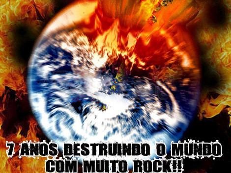 PROJETO COLETÂNEA VIRTUAL DE ANIVERSARIO 07 ANOS STAY ROCK BRAZIL !!