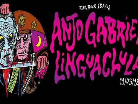 Anjo Gabriel e Linguachula tocam em Campinas