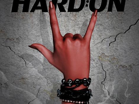 HÅRD:ON apresenta capa e track list do álbum de estreia