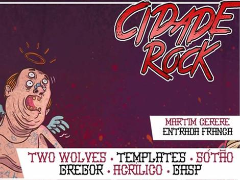 Cidade Rock 2019 em Goiania começa dia 23 com seis shows