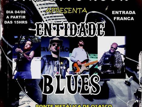 Entidade Blues fará primeiro show em Osasco