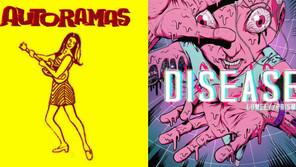 Autoramas e Lumee//Prismo lançam novos singles pelo selo Maxilar