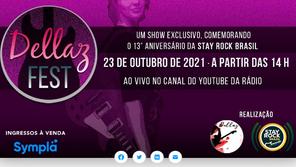 Vem aí o 13º Aniversário da Rádio Web Stay Rock Brazil!