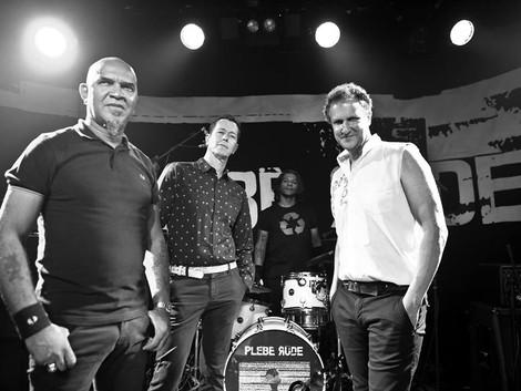 Sesc Vila Mariana recebe show da banda Plebe Rude com participação especial de João Gordo