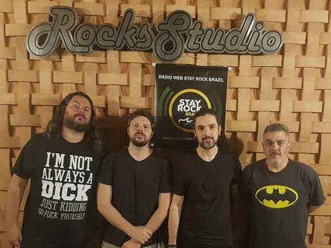 Ancesttral é destaque do programa Live on the Rocks dessa quarta-feira