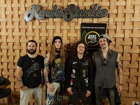Dirty Glory é destaque no Live On The Rocks desta quarta-feira