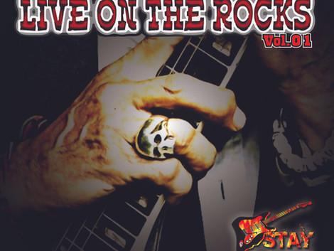 Lançamento – Coletanea Live on The Rocks Vol I