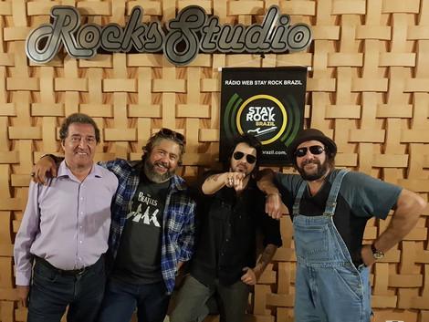 Pete Hassle & Screw'd: músicos falam sobre Blues/Rock e histórias inusitadas no Live On The