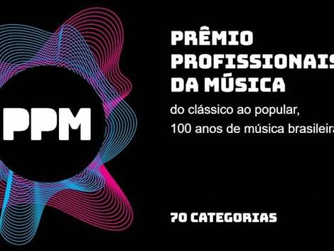 Prêmio Profissionais da Música - Votação Categoria Melhor Radio Web