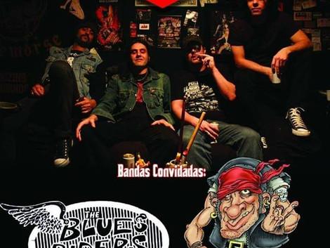Show de lançamento do novo CD da banda Baranga no Jai Club