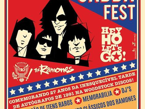 1° Gabba Gabba Fest na Woodstock Discos